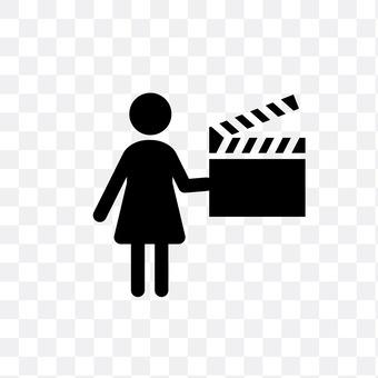 Female film supervision