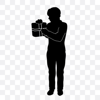 A man with a gift