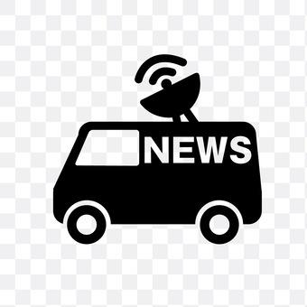 News vehicle
