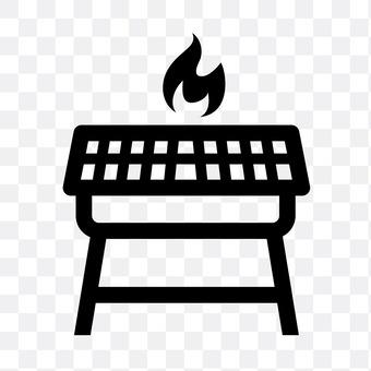 Barbecue stove