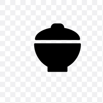 Soup with lid