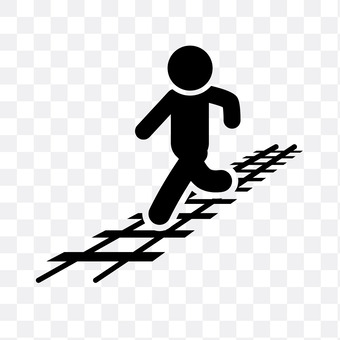 Walk on the rail