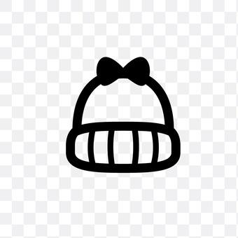 婴儿针织帽