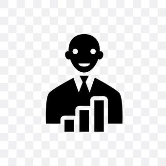 Securities man