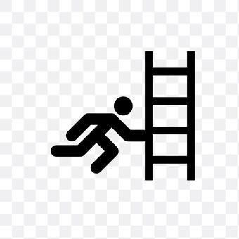 Evacuation ladder