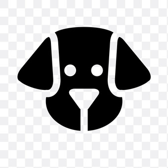 Dog's face