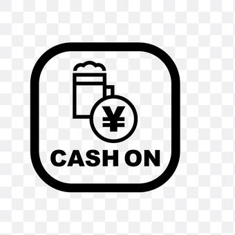 Cash on