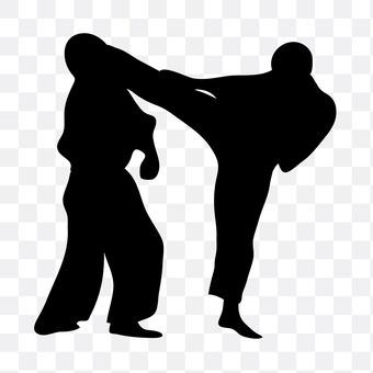 Karate game