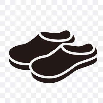 정원 신발