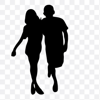 Couples with shoulder 2