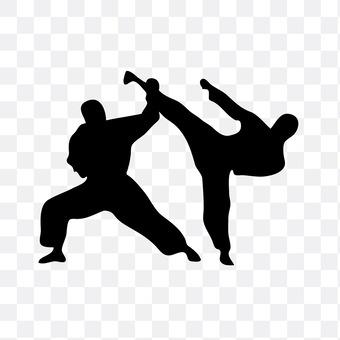 jogo Karate