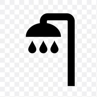 Drop of shower