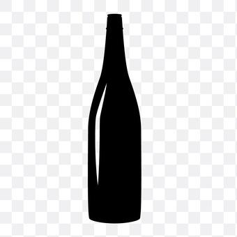 One bottle