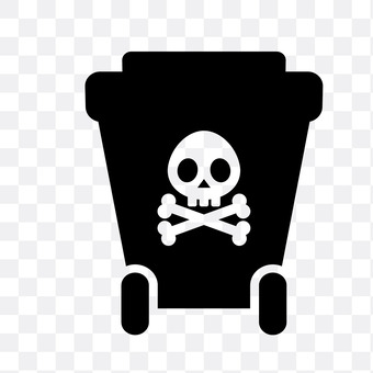 Trash can (Doc mark)