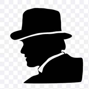 Men wearing hats