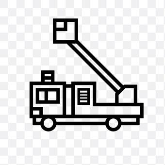 A ladder car