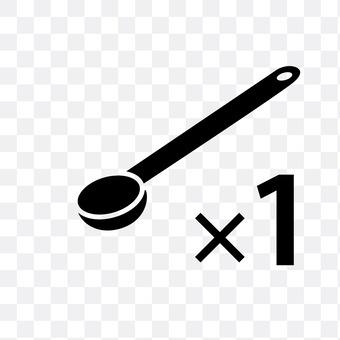 A teaspoon