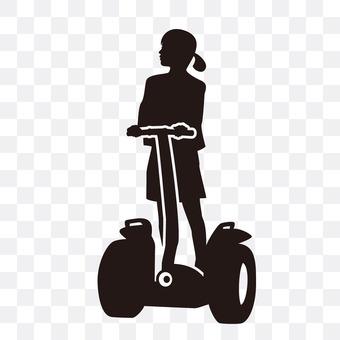 電動站立摩托車
