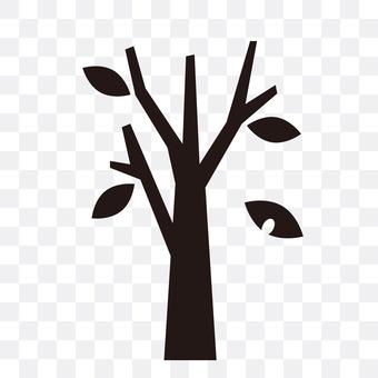 죽은 나무
