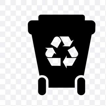 Trash can (Recycle)