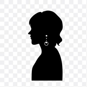 女子的个人资料
