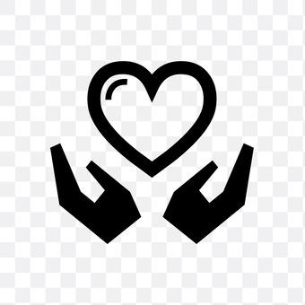 Support Heart