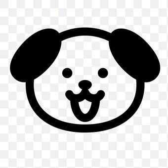 Dog (smile)